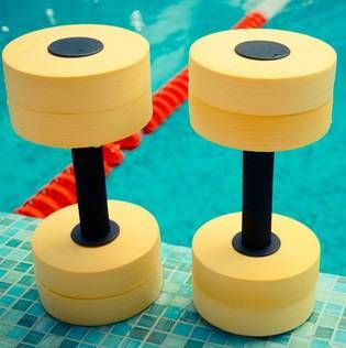 Водна аеробика за отслабване. Той прави водна аеробика, за да отслабнете?