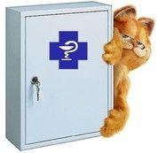 Аптечка за котки