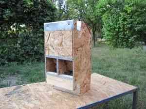 Hopper feeder feeder feeder 003bunkernaya krolv alimentatoare autor .....