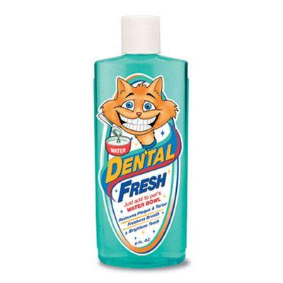 Kvapalina zubná pasta pre mačky