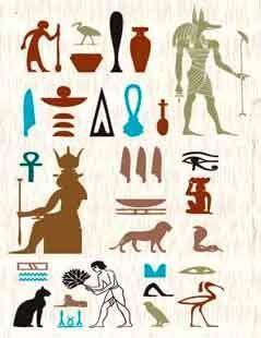 desene antice de pisici