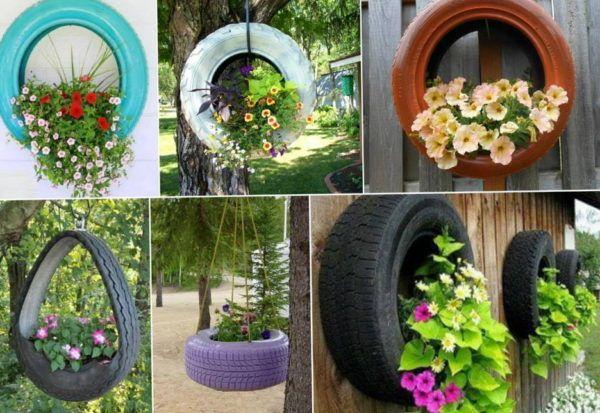 Chata yard nápady, ako vyzdobiť dvore Photo