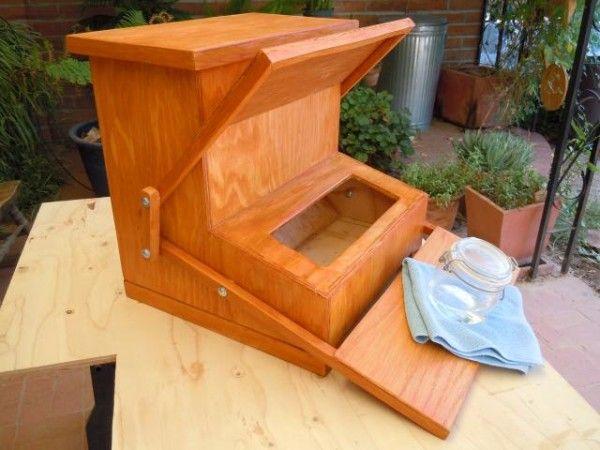 alimentatoare automate din lemn