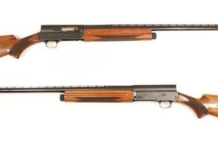 Shot-gun Browning auto5