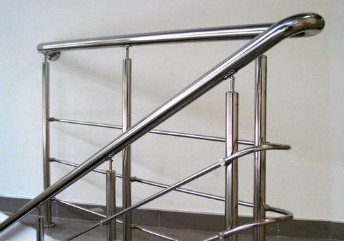 Balustrade Chrome pentru scări