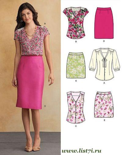 nápadov pre letný šatník