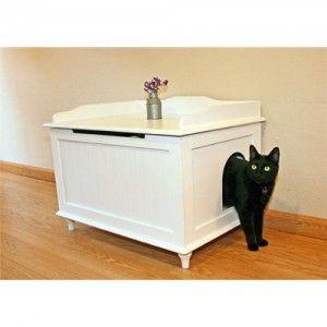Изискан тоалетна за котки