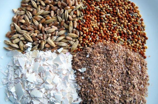 Komponenty pre kŕmenie zvierat