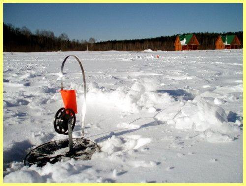 Ako chytiť šťuku v zime na zherlitsy