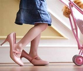 Ako si vybrať ten správny detské topánky