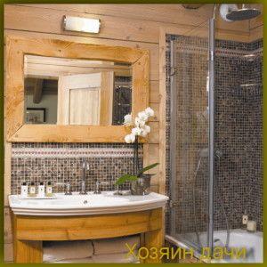 Ako vyrobiť sprchu v zime pri chate