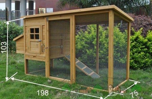 Casa pentru găini ouătoare cu mâinile lor fotografie