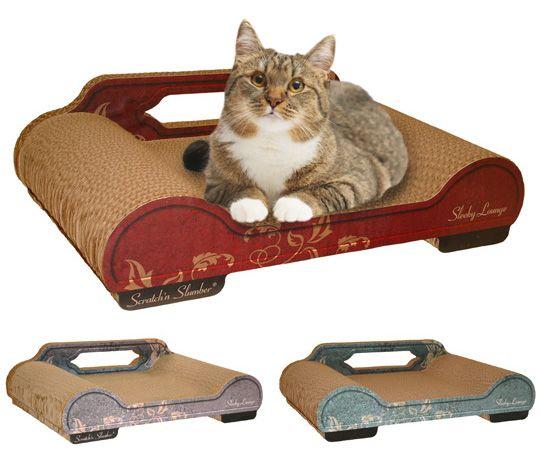 Lôžka pre mačky s ich vlastných rúk