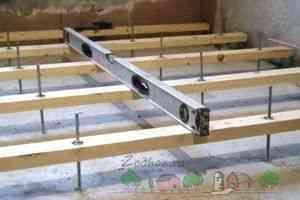 Podele din beton pentru cocină