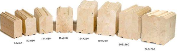 Bare prelucrate din lemn sau fascicul de formă, care este mai bine