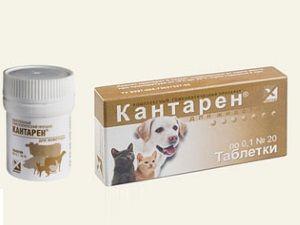 Kantar таблетки за лечение и профилактика