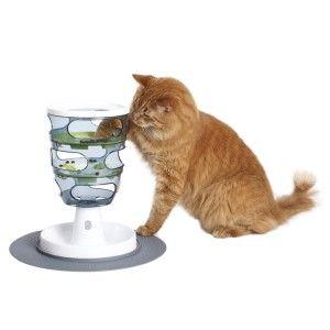 Feeder - пъзели за котки