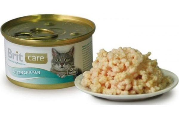 Krmivo pre mačky s kuracím mäsom