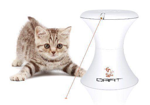 Interaktívna hračka pre mačky