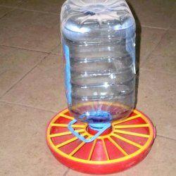 Adapatoare automat de pui din sticla
