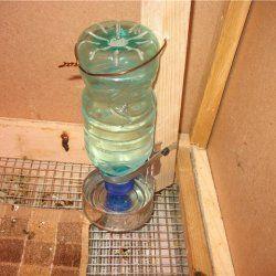 Bautor de pui din sticla
