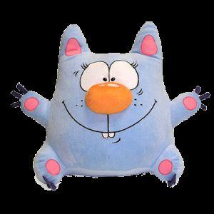Мека играчка котка