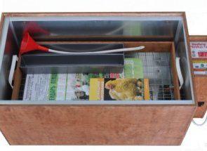 Един незаменим инструмент на земеделския производител - инкубатор