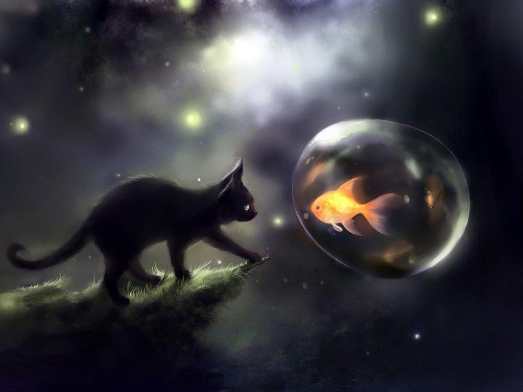 Wallpaper с котки