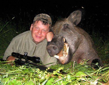Lov na divlje svinje na lakoća s zasjede