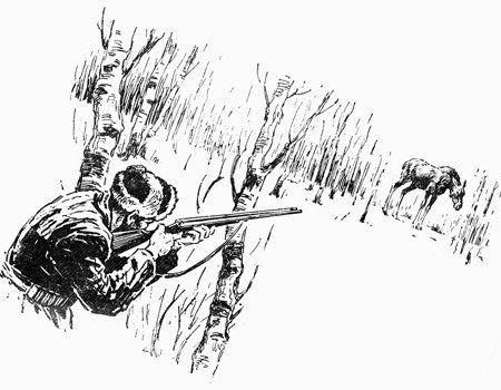 Lov na jelena s petljom