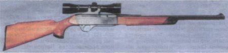 Lov karabin TOZ-125