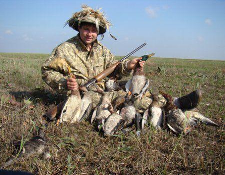 Lov jesen za patke