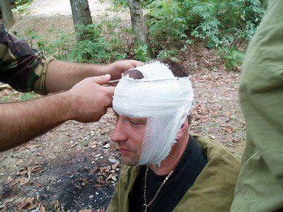 Prva pomoć u lovu