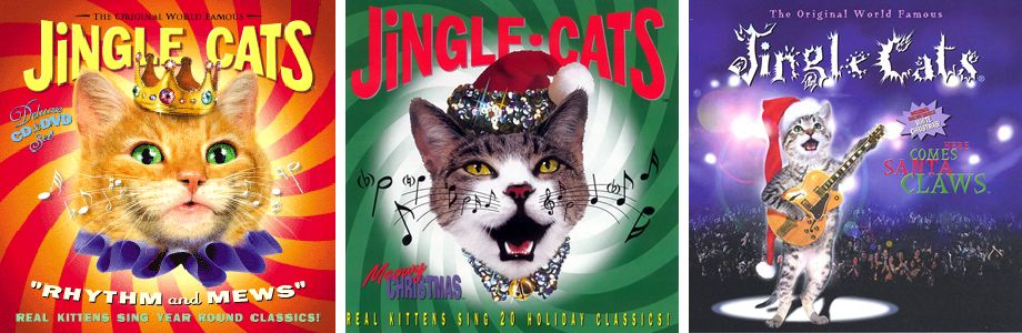 Albuma Jingle Cats