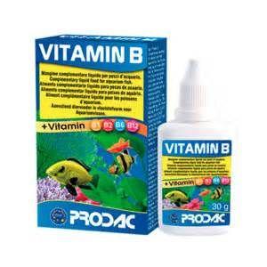 Koristi od vitamina za akvarij riba