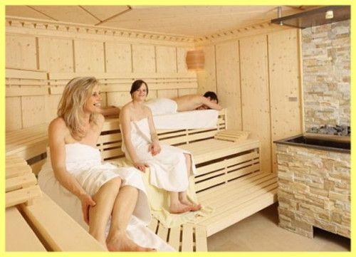 Projekti saune za ispitivanje: fotografija