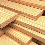 scanduri din lemn de diferite lungimi