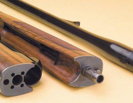 Gun-tip skinem