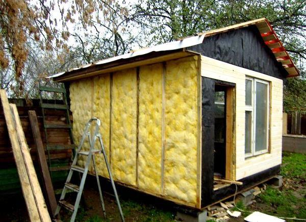 Construcția coop de pui pentru păsări la domiciliu