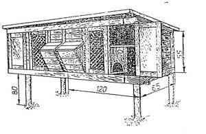 Pentru întreținerea iepurilor pot fi utilizate de plasă metalică cușcă cu un metal sau un cadru de lemn. În acest din urmă caz, grila de metal ar trebui să ...
