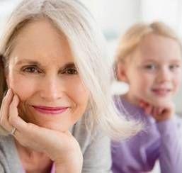 Moderné babička: strach, že sa stane babičkou, pretože je prežiť. Ako byť dobrým babička