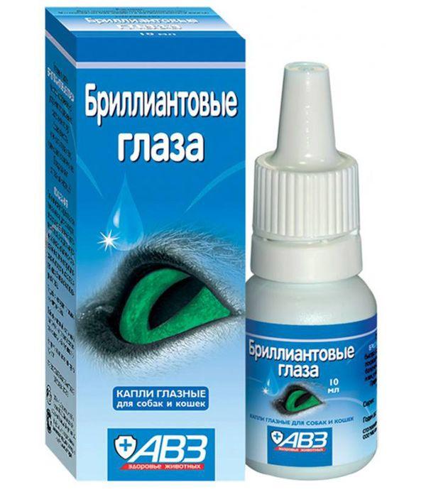 Očné kvapky Diamond oči