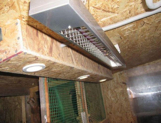 Boilerul este montat pe perete
