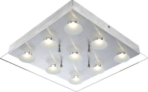 Lampă de plafon cu LED-uri proiect de lege 595h595h50mm