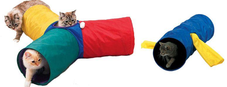 Тунел за котки
