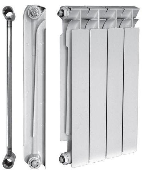 Instalarea sistemelor de încălzire a radiatorului bimetalic cu propriile lor mâini