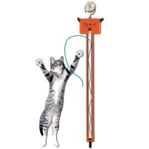 Забавни играчки за котки