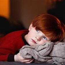Tu sú niektoré roztrúsené - problémy pozornosť detí