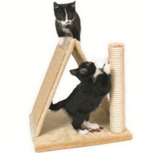 Alegerea un post scratching pentru animalele de companie