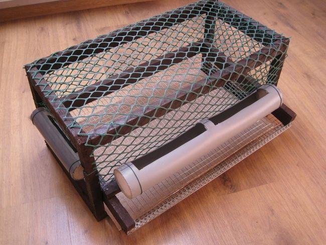 Cage pentru pui de grila